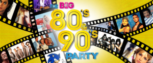 The Big 80's & 90's Party
