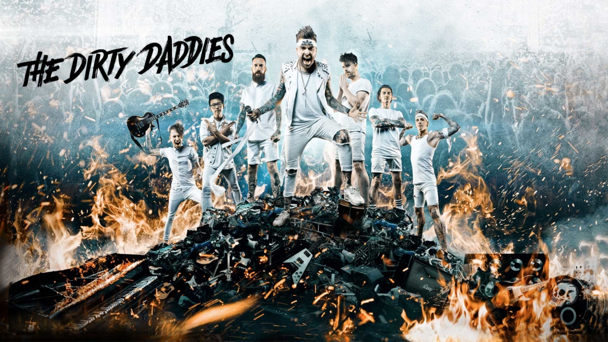 The Dirty Daddies 14 september 2018