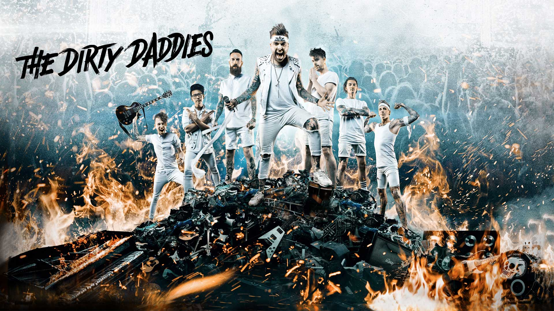 The Dirty Daddies 14 september 2018